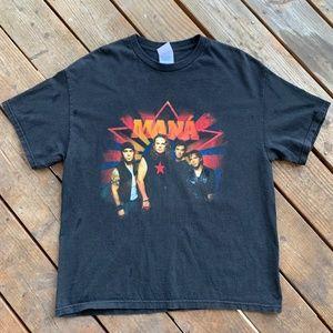 Other - Vtg. Mana Concert Merch Sz XL T-Shirt